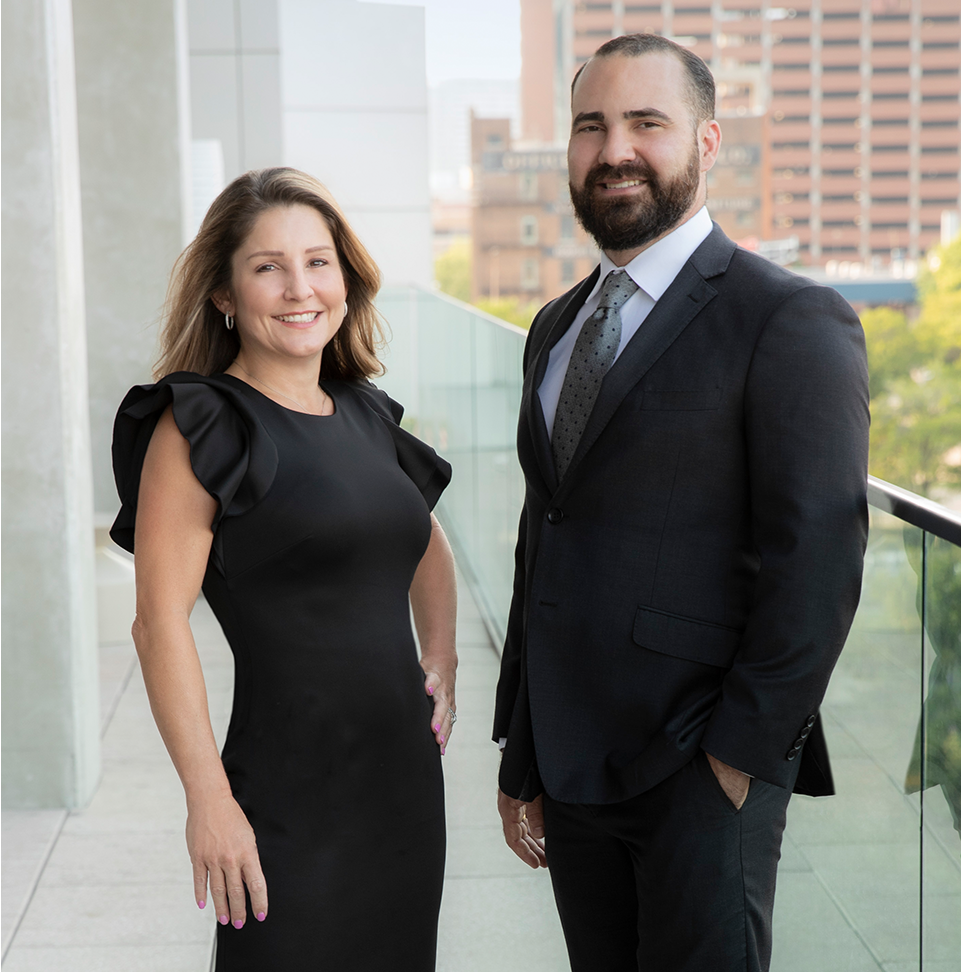 Kris and Travis, Family & Divorce Lawyer Dallas